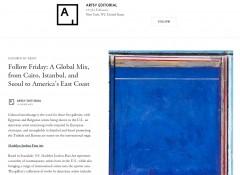 Madelyn Jordon Fine Art Madelyn Jordon Gallery Chosen in Top 5 by Artsy!