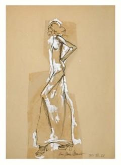 "Madelyn Jordon Fine Art ""Fashion As Art"" Review in Arts Westchester"