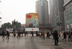 Madelyn Jordon Fine Art Yangyang Pan's Project with Apple!