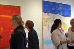 Madelyn Jordon Fine Art New York Arts Exchange Highlights Gary Komarin Exhibit on Blog