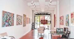 Madelyn Jordon Fine Art Yangyang Pan Reviewed in Arte Fuse