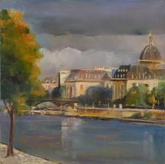 Madelyn Jordon Fine Art Paris Comes to Scarsdale