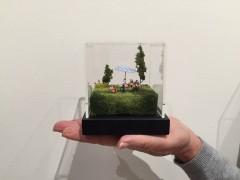 "Madelyn Jordon Fine Art New York Times Highlights Abigail Goldman ""Oh So Sorry"""