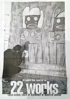 Madelyn Jordon Fine Art PRESS: The Scarsdale Inquirer