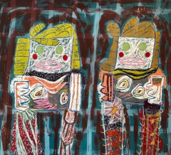 Madelyn Jordon Fine Art Press: One River School on Adam Handler