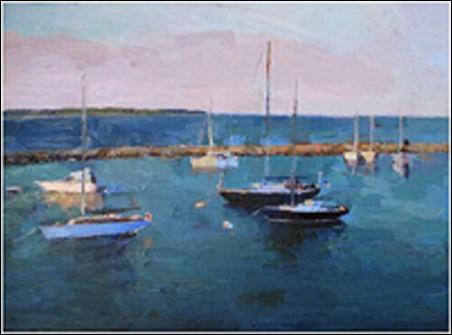 Madelyn Jordon Fine Art Larry Horowitz: Reflective Moments