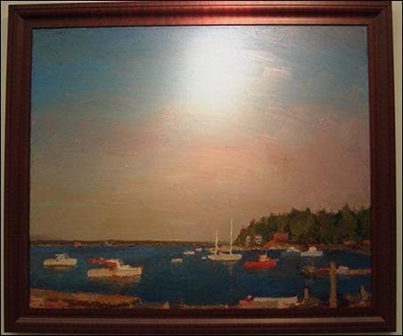 "Madelyn Jordon Fine Art ""A Summer Place"" Paintings and photographs by James Bleecker, Derek Buckner, Ruth Epstein, Larry Horowitz, Lucy Reitzfeld"