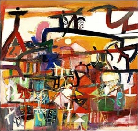 Madelyn Jordon Fine Art WOSENE WORKE KOSROF: Painting Prose