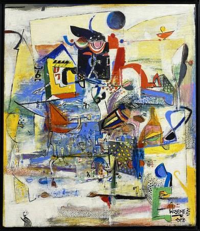 Madelyn Jordon Fine Art LOOK FORWARD | LOOK BACK