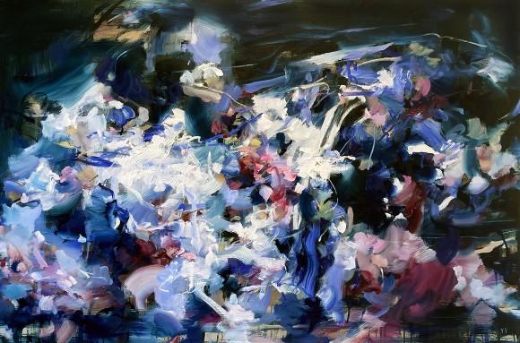 Madelyn Jordon Fine Art Summertime Blues