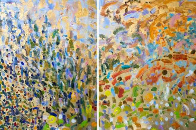 Madelyn Jordon Fine Art Michelle Sakhai: Treasured Elements